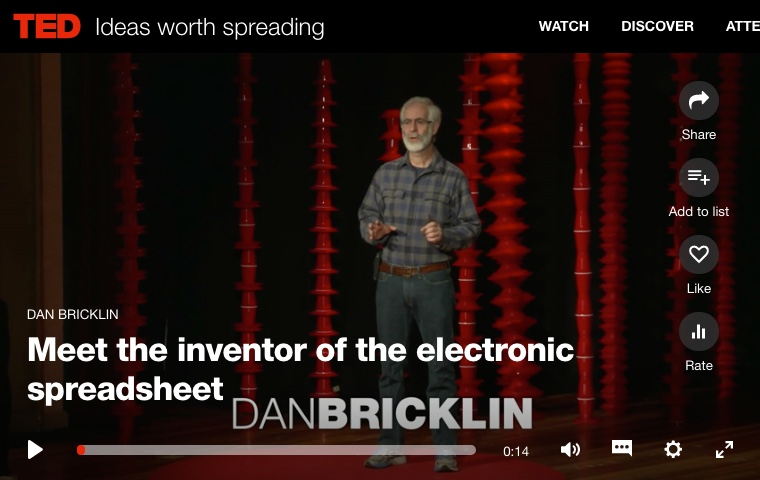 Dan Bricklin