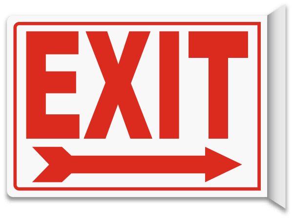 Looking For The Exit Sign   U2013 Mentorphile