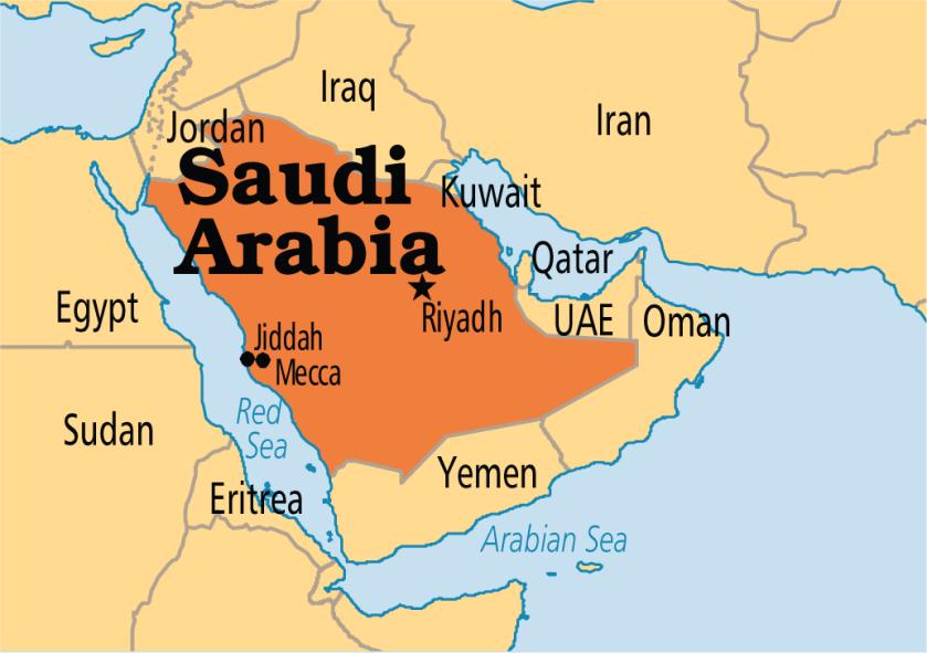 sauudi arabia