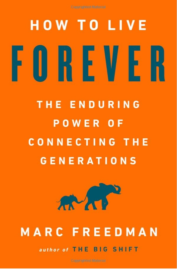live forever book